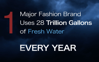 How the World's Fashion Industry Is Destroying Our Water Supplies- River Blue