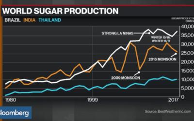 Jim Roemer on Bloomberg TV 5/4/17: El Nino & Wheat Blizzard