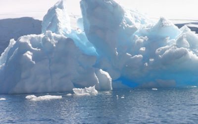 Major Iceberg Separates from Antarctic Peninsula