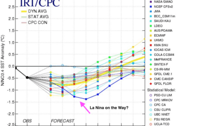 THE MJO, LA NINA AND HOW THEY AFFECT GLOBAL COMMODITIES