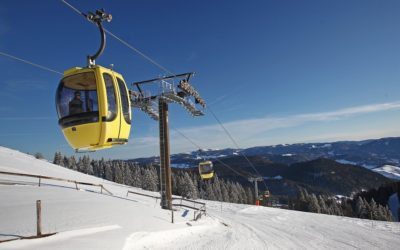 LA NINA AND THE WPO—GREAT EARLY SKI SEASON OUT WEST