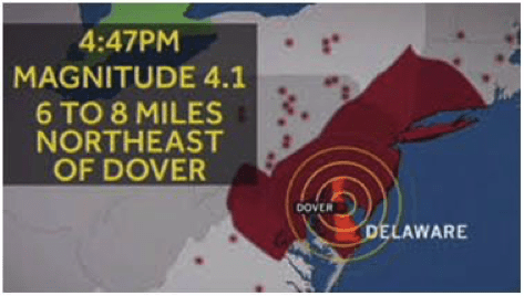 The November 30th Delaware Earthquake – was the coming SUPERMOON the culprit?