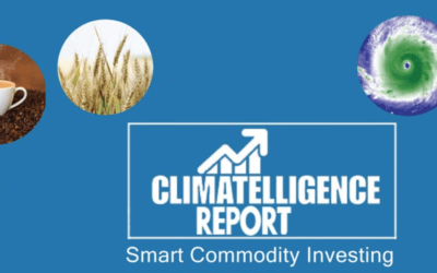 World on fire, commodities running wild, find out more about our new weekly CLIMATELLIGENCE REPORT