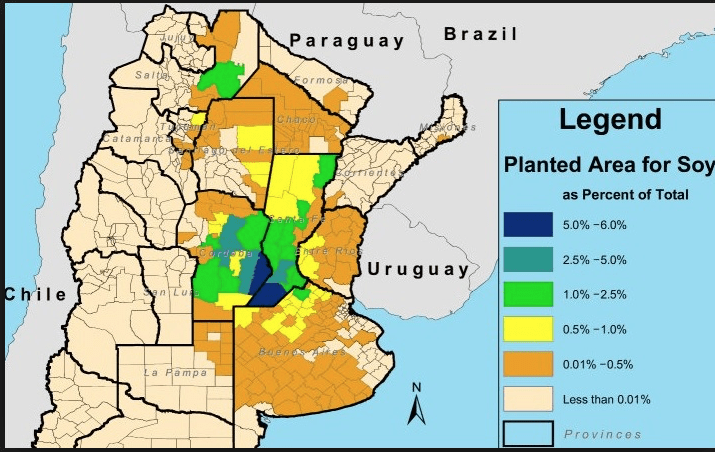 Argentina's Billion Dollar Grain Industry May Be At Risk, Again! What Does Climatech Say?