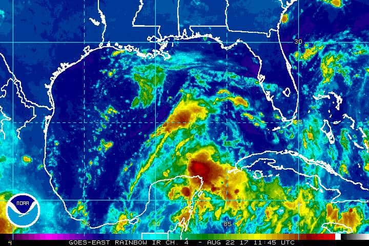 Harvey likely to Reform in the Gulf; May Impact Texas, Gas and Oil Rigs