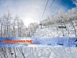 Best Ski Weather - Jim Roemer