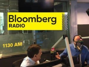 Bloomberg Radio - Jim Roemer