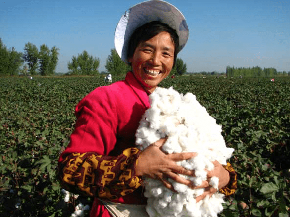 China may be smiling about the truce in the trade war, but heavy rains may produce frowns for cotton growers.