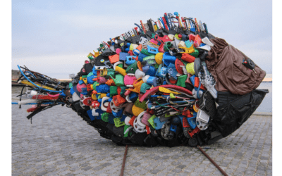 Billions of pounds of plastics in the oceans could lead to critical food security issues