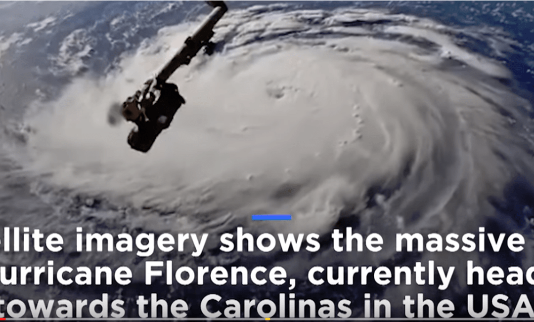 What is the Fujiwhara Effect? Hurricane Florence and equity trading