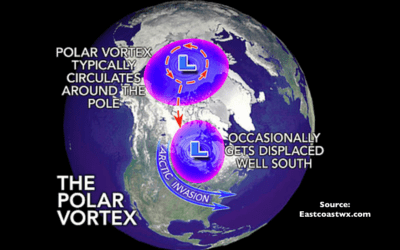 Here comes the Polar Vortex