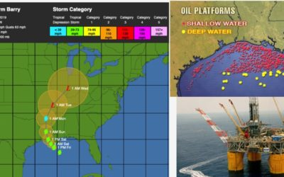 Tropical Storm Barry, El Nino Modoki and Energy Markets