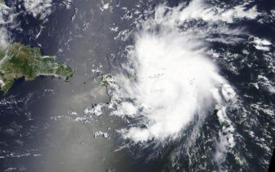 Hurricane Dorian, El Nino Modoki , historical hurricane tracks and commodities