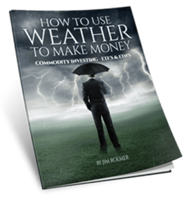 How to Use Weather to Make Money Report #1