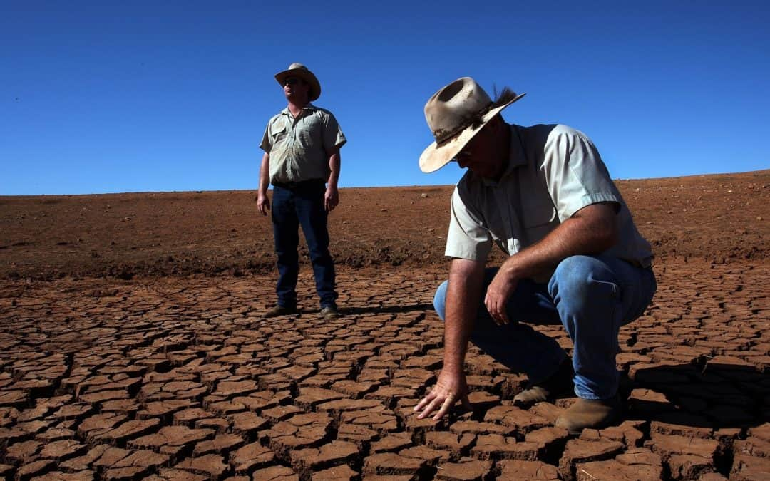 Ecological Disaster In Australia Brings Warm Winter For North America & Europe