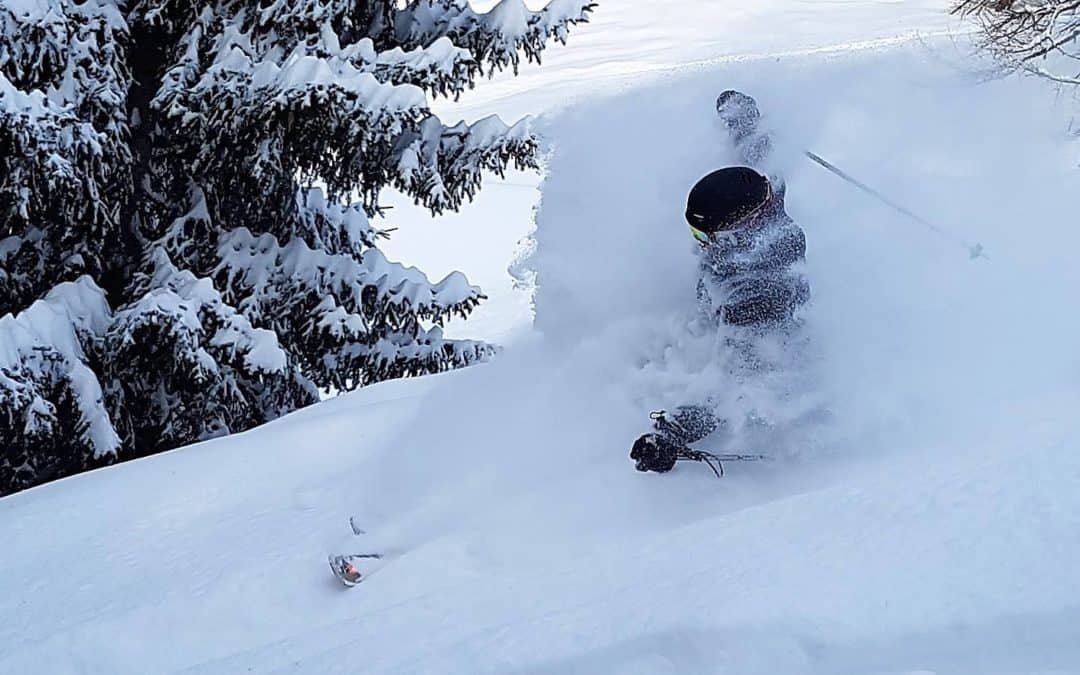 Big Powder For Western Ski Areas Brings Warmth To U.S. & Europe