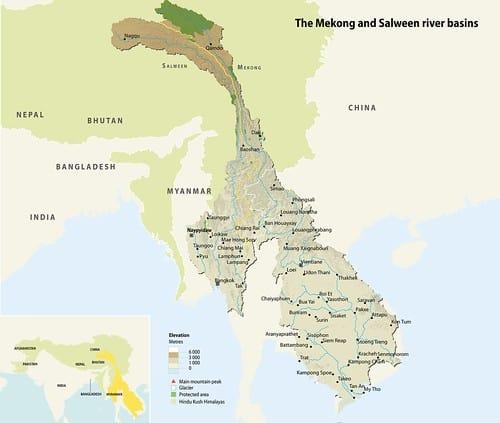 Drought, Politics, Climate Change: SE Asia's Choppy Mekong Water