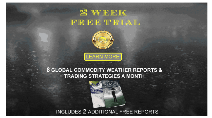Free trial weather wealth water