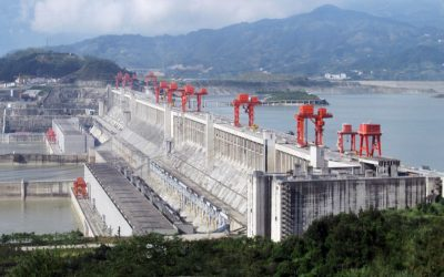 "Three Gorges Dam Reported ""Deformed Slightly"" But Holding"