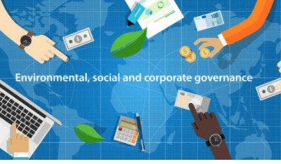 Environmental, Social and Corporate Governance Investing & Plus Sea Ice