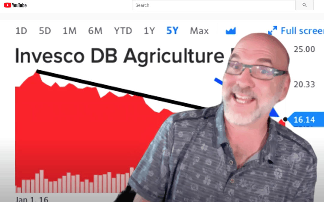 Commodity markets are soaring. This video talks about la Nina, grains, coffee, and more