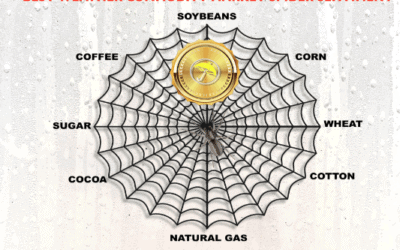 Best weather commodity spider, South America, COCOA, gold,  WHEAT & energy  weather update