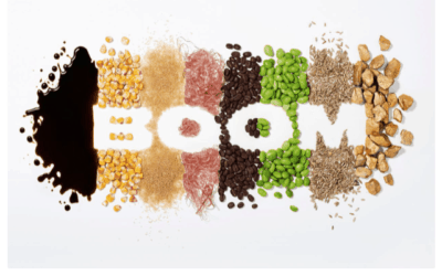 What climatic factors are necessary for more of a  commodity boom in grains, soft and possibly natural gas?