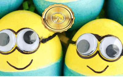 Not sure these easter eggs should be smiling about commodities as the dollar strengthens and global weather bearish some markets, for now
