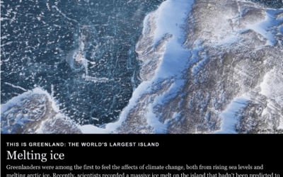 Rare earth metals, climate change, and the importance of Greenland