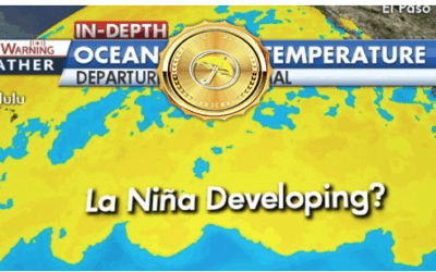 Introduction to la Niña (part 1) & outside markets, harvest pressure affecting commodity markets